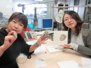 秋田公立美術大学4年 菊池暁子さん
