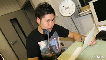 田口成浩選手2