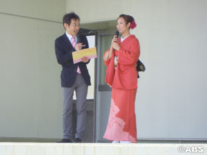 黄桜まつり@椎名佐千子さん1