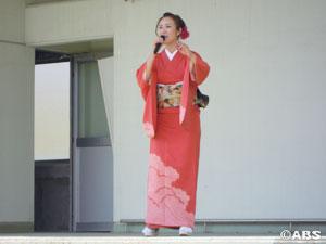 黄桜まつり@椎名佐千子さん3