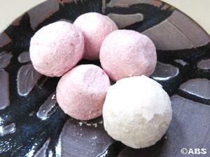 ムラングフレーズ、和三盆ボール