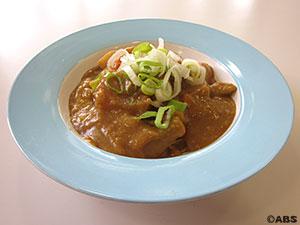 まろやかマイルドカレーの根菜スープ