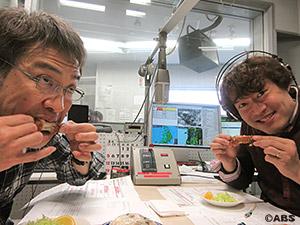 マティログさんと井関アナ