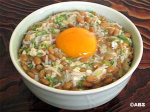 [#35]極小粒納豆のネバネバ丼