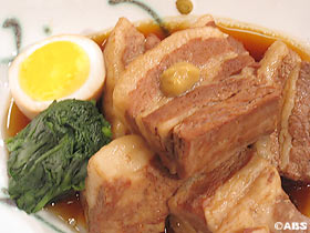 豚のヘルシー角煮