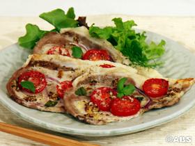 [減塩レシピ]豚肉の簡単オーブン焼き