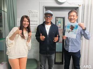 WATARUさんと3ショット