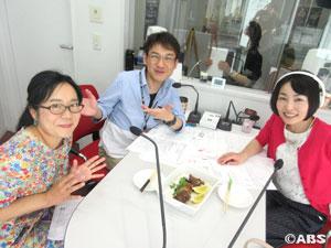 秋田県味噌醤油工業協同組合・仙葉善治商店の高井さん