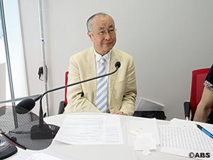 県神社庁教化副委員長の川尻孝紀さん