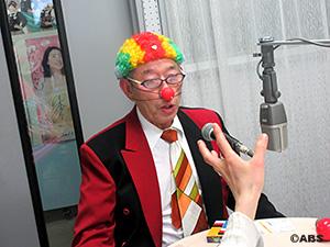 おしゃべりマジック ミスター北さん