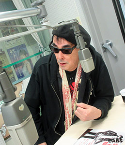 シーナアンドロケッツの鮎川誠さん