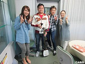 柿崎竹美さんと廣原武美さん