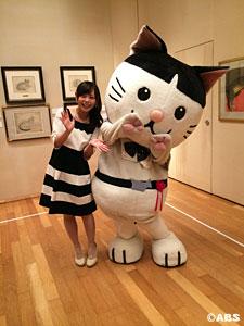 猫まみれ展 01