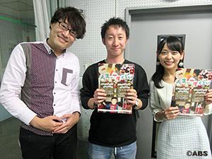 NPO法人チャリティーサンタ秋田支部の代表・鈴木公貴さん