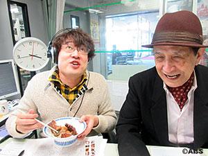 佐藤鉄男先生