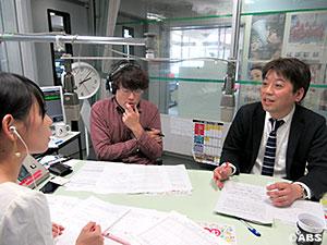 秋田大学教育文化学部 准教授の大西洋一さん