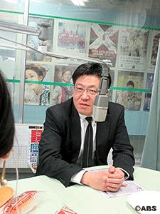 加藤勇人さん