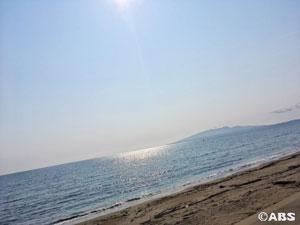 出戸浜海水浴場2