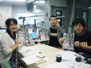 プロジェクト8の小柳聡さんと菅央輝さん
