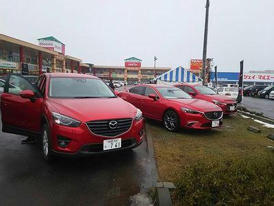 東北マツダ Be a driver in フレスポ御所野 01
