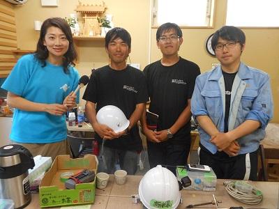 東海大学ロケットチーム 1