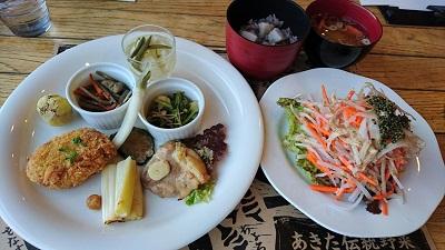 伝統野菜料理