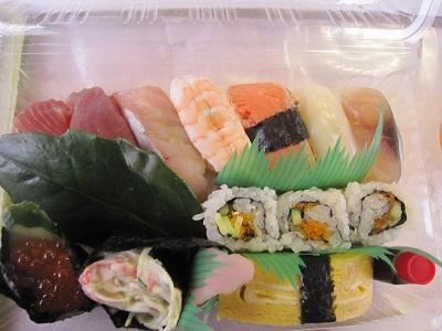 寿司1.5人前