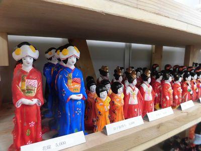 八橋人形 7