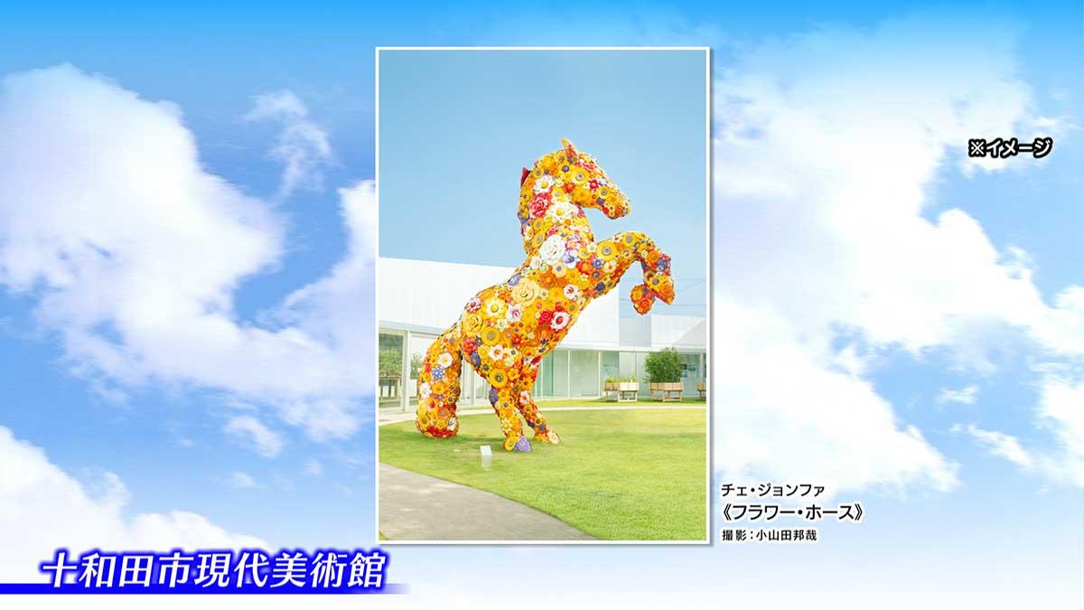 十和田現代美術館