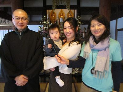 TERAKOYA「赤ちゃんとお母さんの時間」 ~鱗勝院~
