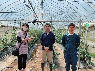 土づくりで美味しい野菜を栽培「ガイアガーデン」