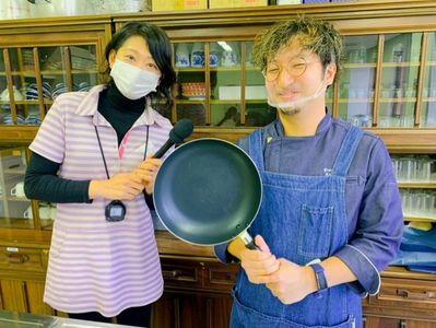 創作イタリアンの料理人 塩原俊介さん