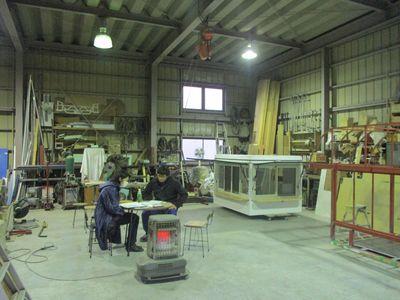 お客さまに合った移動販売車を製作「ライフボデー」