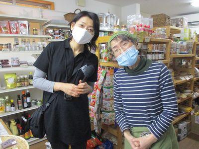 自然食品&カフェ「Sweet Market (スイートマーケット)」