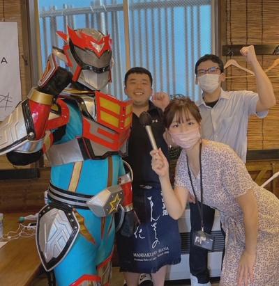 日本を元気に!あなたの街のささえびと~シャイニンガープロジェクト~