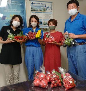 秋田県内の農家で作る新たなグループ「Wakka」
