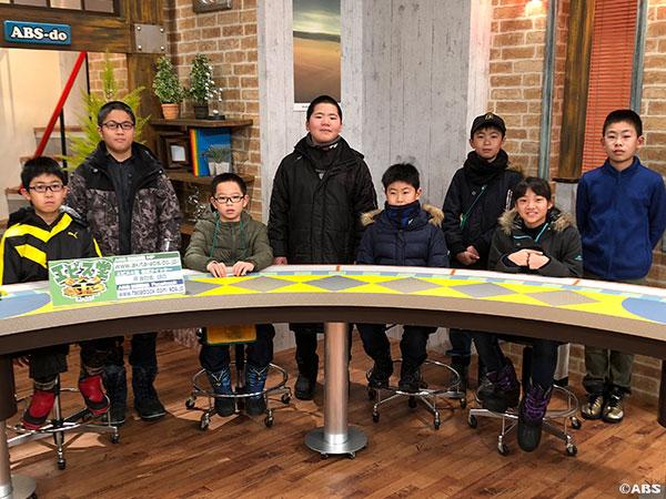 秋田市立岩見三内小学校5年生