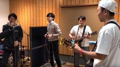 Mating Rhythm × ねじ『おいがだの言葉』初ライブ!