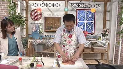 【ACTION!】比内地鶏レシピリレー⑤鶏たま丼
