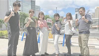 【Going!&行列】ABSアナ全力回転選手権!