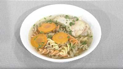 ABSえび☆ステ【 シェフズレシピ】うマイケル鶏スープ byマイケル・タベルスキ