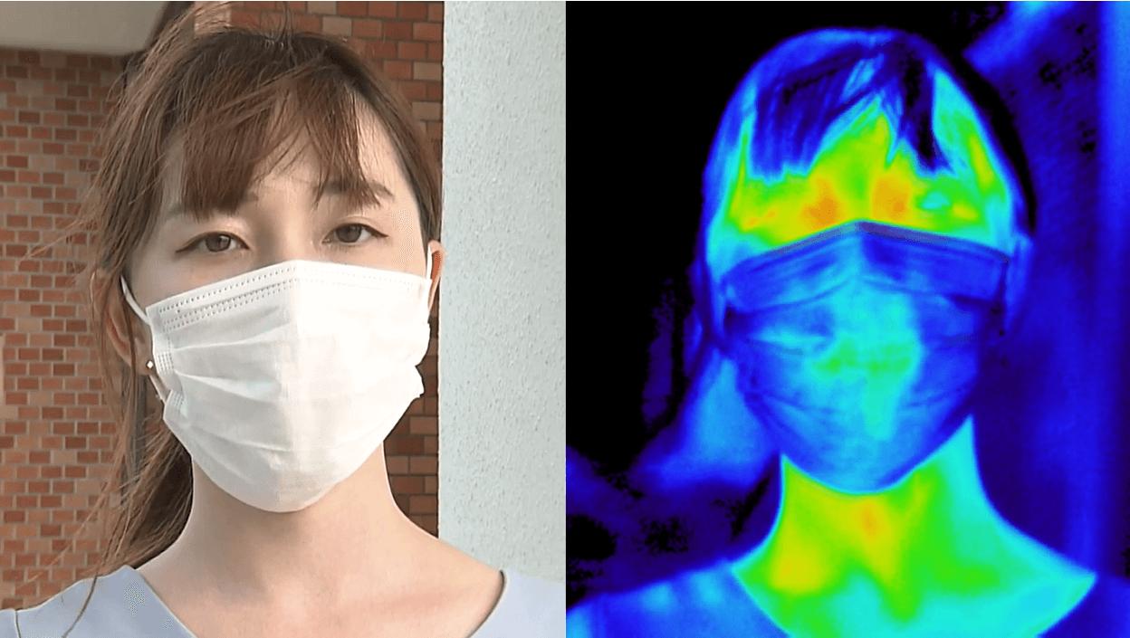 夏のマスクと熱中症リスク