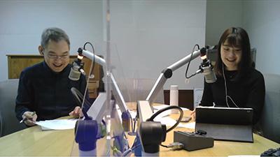 【まちなかSESSION エキマイク】12/17 木曜日 アフタートーク②