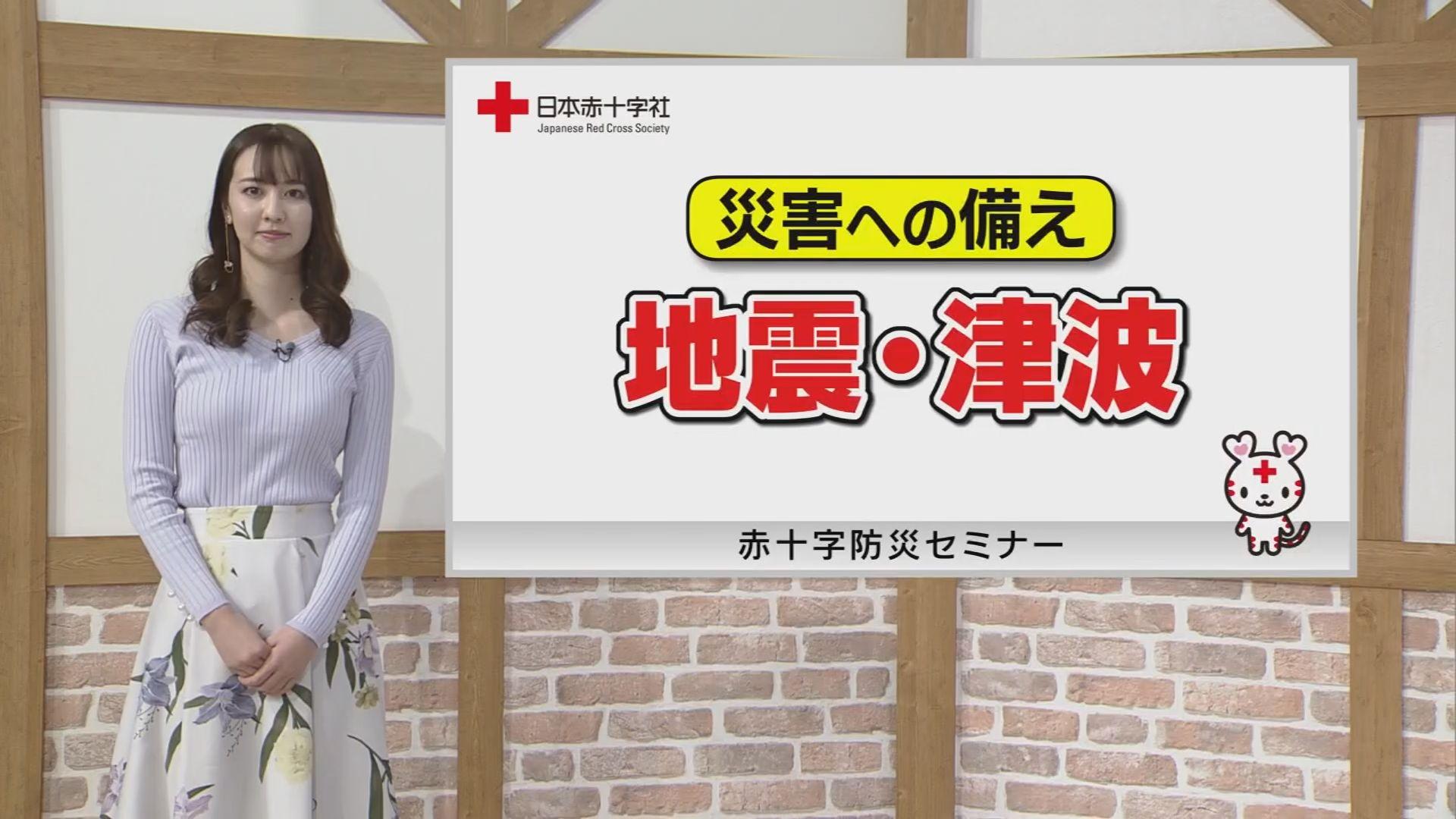 災害への備え「地震・津波」
